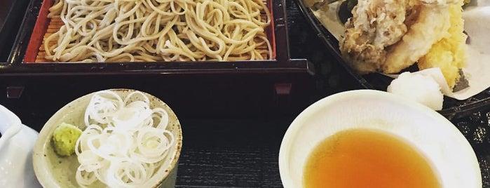 そば処 みのり is one of リピ確定.