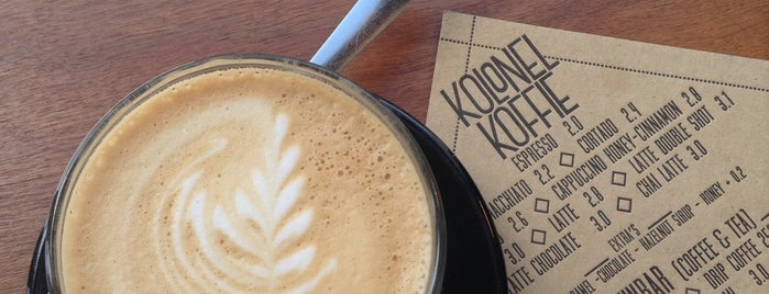 Kolonel Koffie is one of To Drink (Coffee).