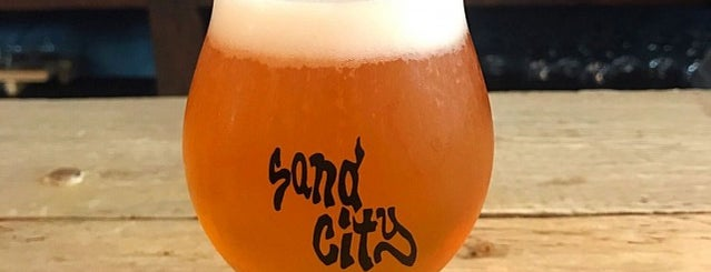 Sand City Brewing Company is one of Long Island.