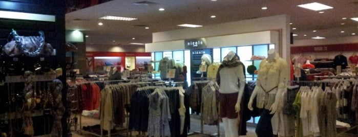 Parkson is one of Ney's Shop Til You Drop.