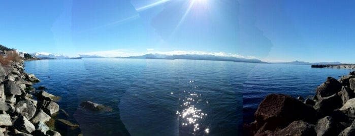 Lago Nahuel Huapi is one of Mis lugares visitados.