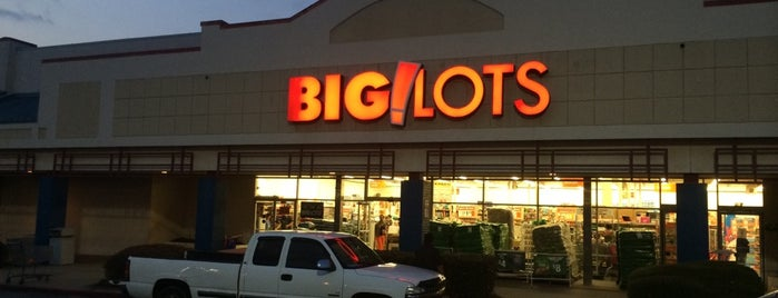 Big Lots is one of The Chad.