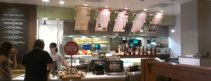 Noodles & Company is one of Ames.