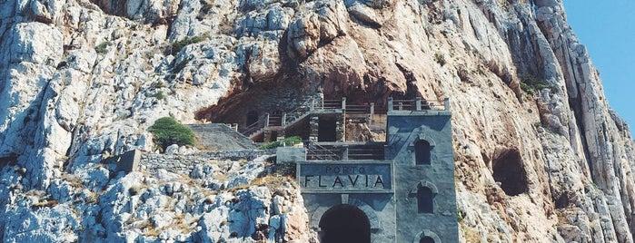 Porto Flavia is one of Dream Destinations.