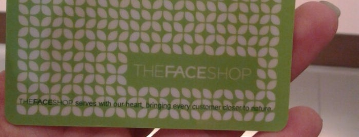 The Face Shop is one of favourite Store.
