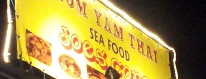 Joe's Corner Tom Yam Thai Seafood is one of JJCM.