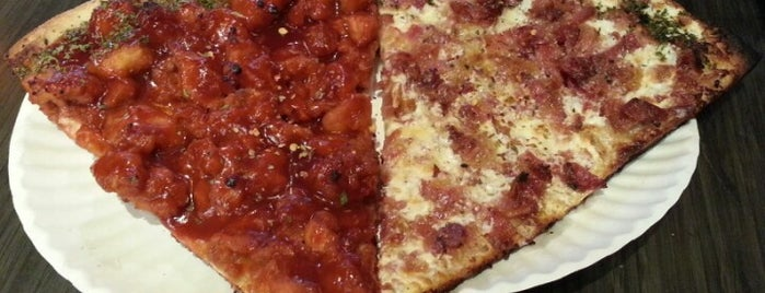 It's a Pizza is one of Real Cheap Eats NYC.