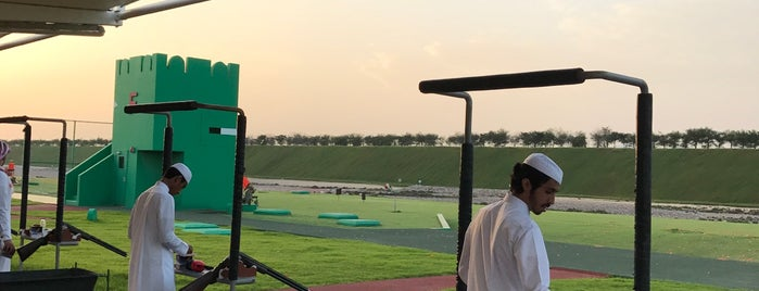Lusail shooting complex is one of Places to explore in Qatar.