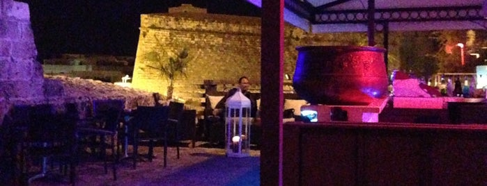 Spinnaker lounge is one of Lecce.