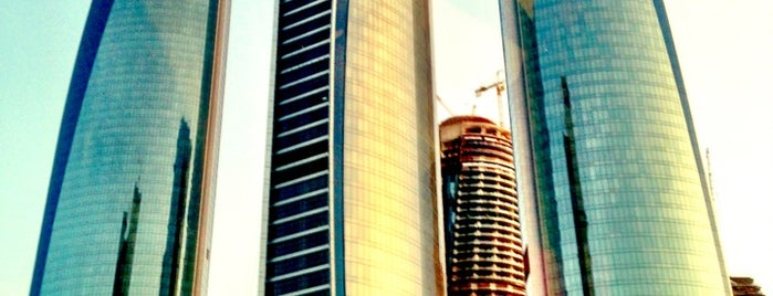 Jumeirah at Etihad Towers is one of Hotel Asia.
