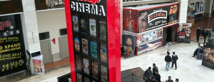 Prestige Cinema is one of Özledikçe gideyim - Ankara.