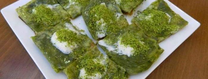 Gaziantepli Hacı Kerimoğlu Baklavaları is one of Konya'da Café ve Yemek Keyfi.