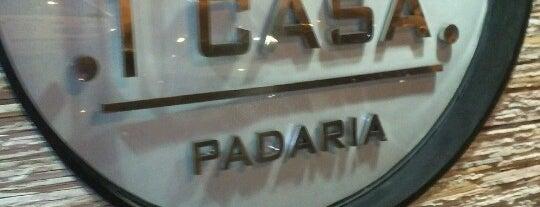 Nossa Casa Padaria is one of Café da Manhã.
