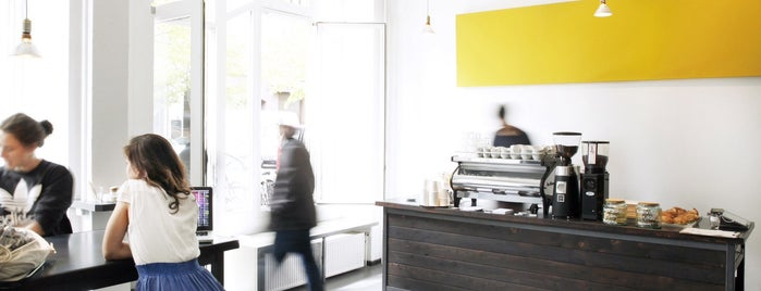 Nano Kaffee is one of Berlin: to be discovered.