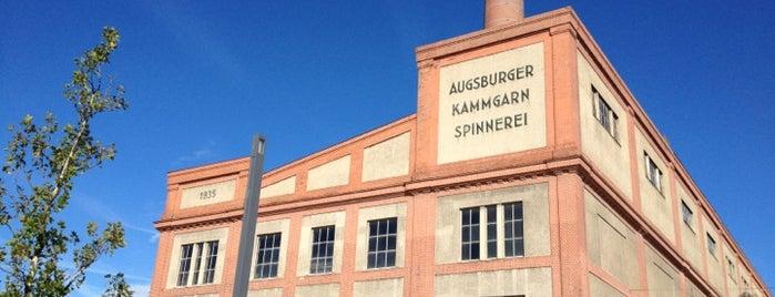tim - Staatliches Textil- und Industriemuseum Bayern is one of Die schönsten Ausflugsideen in Deutschland.