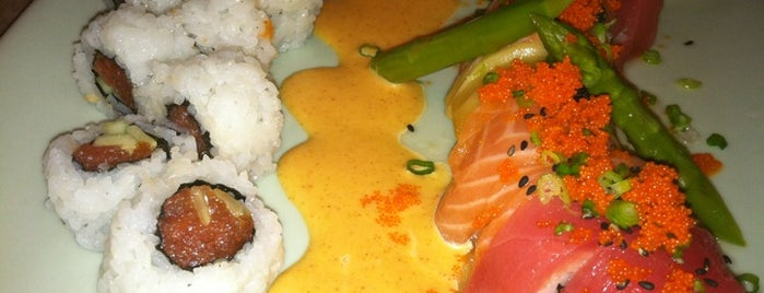 Izumi Hatake Steakhouse and Sushi Bar is one of Vegetarian SGF.