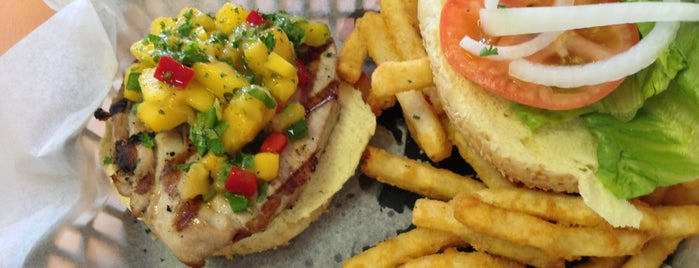 Hula Grill is one of OCNJ.