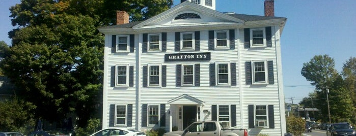 Hunter's Grille & Tap @ The Grafton Inn is one of The NE.