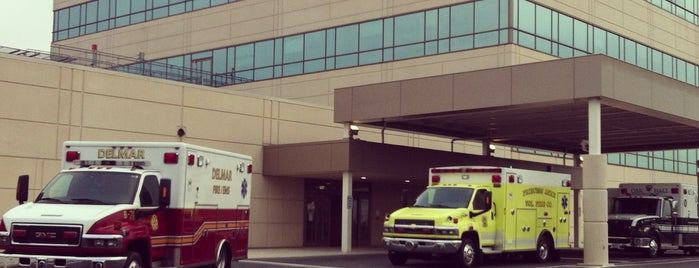 Peninsula Regional Medical Center is one of Favorites.