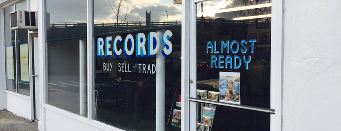 Almost Ready Records is one of Cute Aussie Foodie Couple.