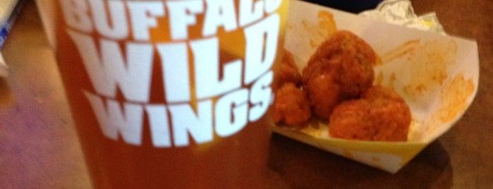 Buffalo Wild Wings is one of Good Eats.
