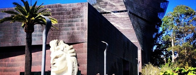 de Young Museum is one of The 15 Best Places for Tours in San Francisco.