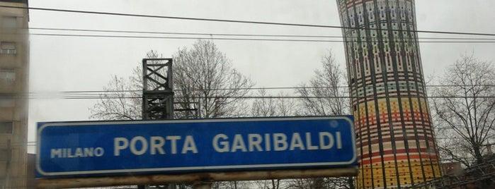 Stazione Milano Porta Garibaldi is one of consigli che meritano..
