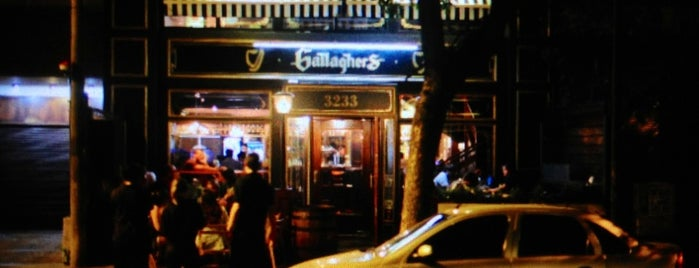 Gallaghers Irish Pub is one of Paris.