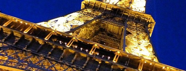 Eiffel Tower is one of Paris.