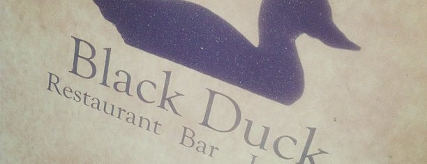 Black Duck is one of New York.