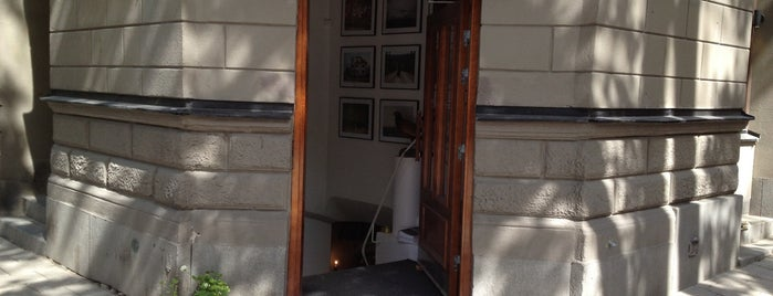 Sandqvist Shop & Studio is one of Stockholm Misc.
