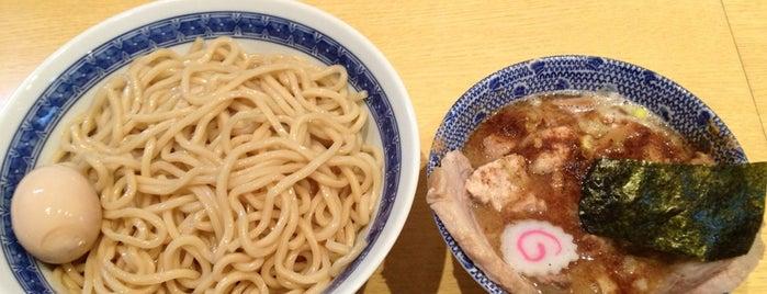 くり山 is one of ラーメン.