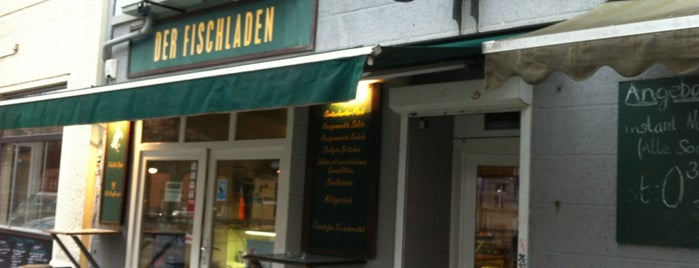 Der Fischladen is one of Best eats in Prenzlauer Berg, Berlin.