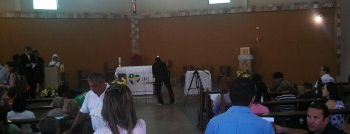 Igreja São Miguel Arcanjo is one of #Penha2013 | Nossa Senhora da Penha - Peregrinação.