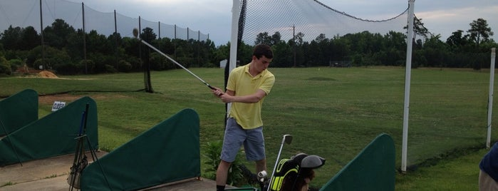 Falls Driving Range is one of Entertainment.