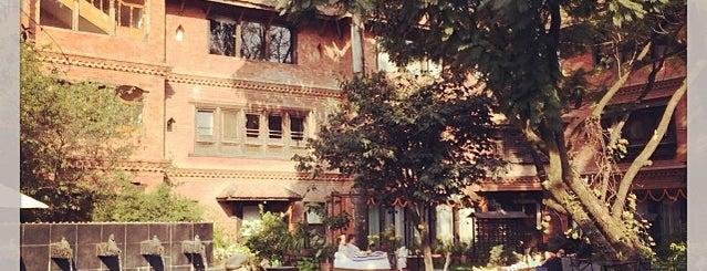 Dwarika Hotel is one of Nepal.
