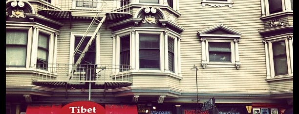 Haight-Ashbury is one of Top Things In San Francisco For Visitors.