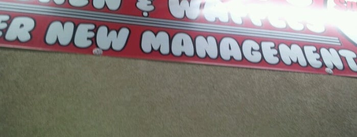 Big Mamas Chicken & Waffles is one of Favorite Restaurants.