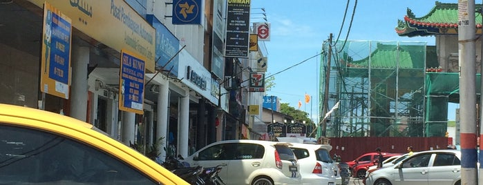 Maybank is one of Guide to Kota Bharu's best spots.
