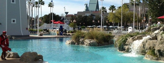 Disney's Yacht Club Resort is one of To Do in....
