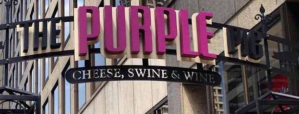 The Purple Pig is one of A Restaurant For Everywhere.