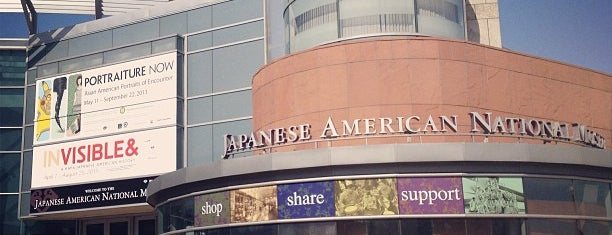 Japanese American National Museum is one of Museum Season - See Any of 29 Museums, Save $477+!.