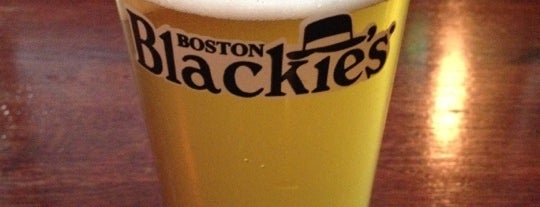 Boston Blackies is one of Official Blackhawks Bars.