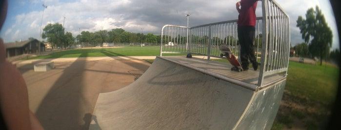 Ebt Skatepark is one of Skate spots.
