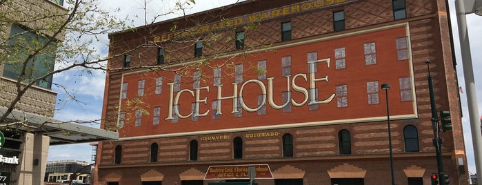 LoDo Historic District is one of denver.