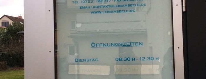 Bodenseefischerei Leib is one of Konstanz und Umgebung.