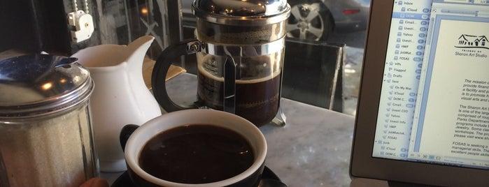 Hooker's Sweet Treats is one of San Francisco Caffeine Crawl.