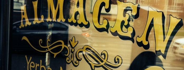 El Almacen Yerba Mate Cafe + Gallery is one of TO // Brunch.