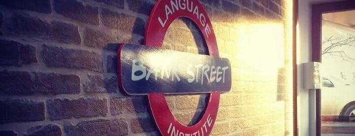 Bank Street Language Institute 2 is one of Edirne Rehberi.