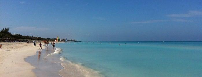 Playas de Varadero is one of Kuba.